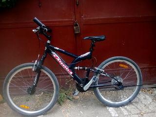 vand bicicleta urgent !!! 150 euro stare aproape nou
