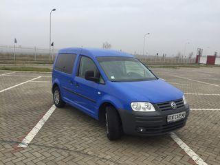 Volkswagen Caddy 5 si 7 locuri in chirie de la 17Euro
