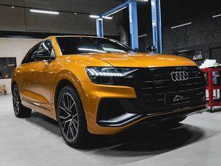 Chiptuning Audi. Чип-Тюнинг Ауди от Morendi - Увеличение мощности двигателя, экономия топлива.