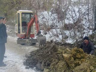 Servivii schaeff hr 12 . mini excavator 1.5t