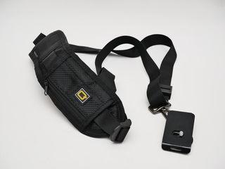 Quick-strap, cureaua pentru fotoaparat de umar / Наплечный ремень