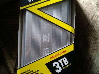 "Внешний корпус для жёсткого диска 2.5"" USB 3.0 / HDD Case - 250 Lei новыи"