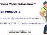 Super promotie- casa cu acoperis + ferestrele cadou,garantie 30 ani !! grabiti-va oferta limitata!