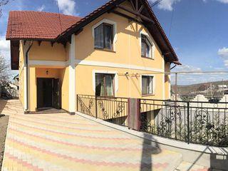 Cricova! casă în chirie, 2 nivele, 4 camere separate! 350€