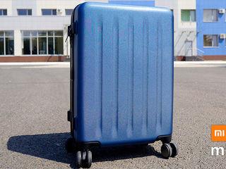 Выбери себе в качестве компаньона стильный чемодан Xiaomi MI Trolley 90!