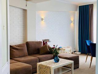 str. Ismail, Centru, 2 camere + salon 93 м2