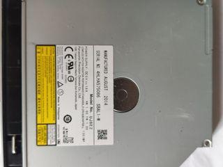 Продам DVD-rom 9.5mm Panasonic UJ8E2