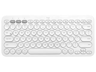Клавиатура Logitech K380 Bluetooth/ / Белый