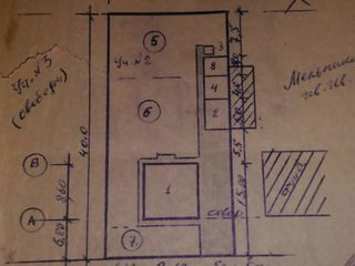 Se vinde casa cu 2 nivele + sarai 3 odai Ungheni Zagarancea