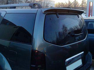 Спойлер Nissan Pathfinder