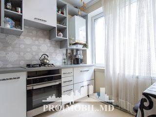 Ciorescu - 3 dormitoare mobilate, 60 mp - încălzire autonomă! 30 000 euro