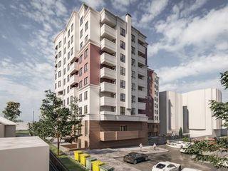 Ialoveni - Complex Nou! 1 cameră - 46 mp, 28 600 euro!