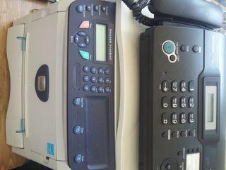 Факс в хорошем рабочем состоянии