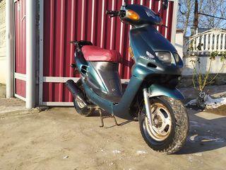 Honda sym Red Devl 49