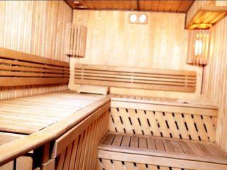 super sauna la pret de250  lei ora