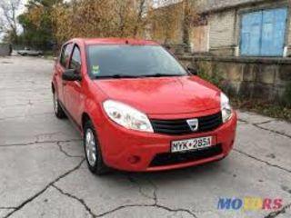 Masini in Chirie, Dacia Sandero pret accesibil, Chisinau