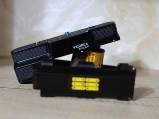 Contax RTS / Yashica FR  motor winder/Моторный привод