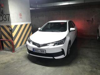 20 euro Corolla 2018