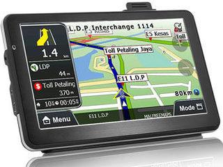 GPS Actualizare Harti Instalare Soft GPS Harti, toate aparatele GPS