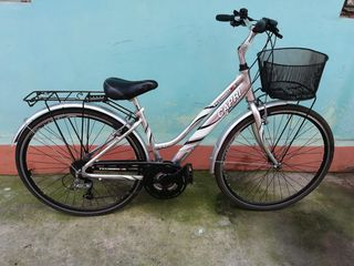 Bicicleta marka Capri