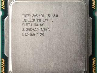 Продам Intel Core i5, Core i3, Pentium G2020, Pentium D945, Athlon X2 7750