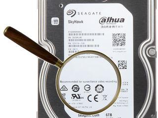 HDD Seagate SkyHawk  6TB