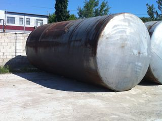 Цистерны металлические толстостенные 50.0 куб//м