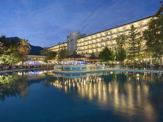 Hai la mare !!!  hotel larissa phaselis princess 5* la doar 463 €/persoana