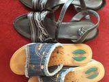 Se vand sandale in stare noua a cate 200 lei perechea