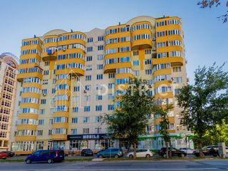 Penthouse, Ciocana, str. Mihail Sadoveanu, vedere panoramică