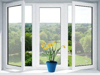 Ремонт и регулировка окон и дверей ПВХ Замена резинового уплотнителя . Reparatie ferestre usi PVC