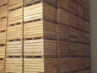 Контейнеры для яблок (деревянные), в отличном состоянии