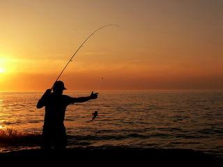 Pescuit рыбалка