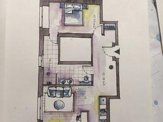 Дизайн обьектов недвижимости
