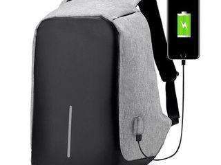 Лучший городской рюкзак Bobby c USB и защитой от карманников