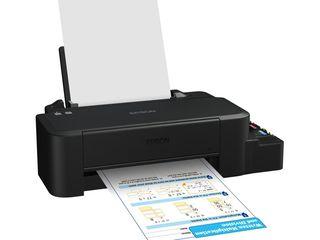 Imprimanta epson l120 a4 usb color inkjet / 0% în 3 rate/ принтер epson l120 a4 usb цветной струйная