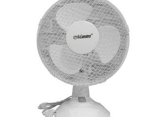 Настольный вентилятор Maestro MR-903 original/Livrare/Calitate/Garanție/270 lei