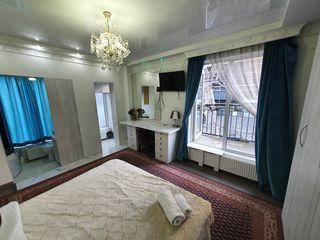 Квартира-студио центр почасого-100lei посуточно 380,,помесячно,studio,centru,, luna negociab