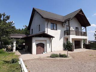 Vânzare casă în 2 nivele, 144 mp, 7 ari, Cricova
