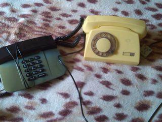 Дисковый телефон в отличном состоянии. Рабочий!