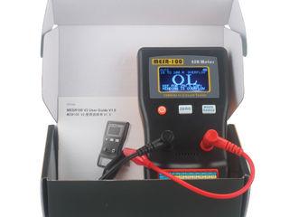 MESR-100 V2  ,прибор для проверки ESR(ЭПС) на плате