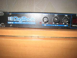 DigiTech TSR-6 ,процессор эффектов