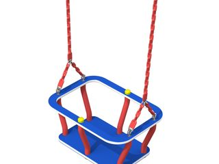 Подвески, качели, комплектующие, аксессуары к детским игровым площадкам!