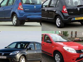 Dezmembrare Dacia logan mcv Sandero 2004-2012
