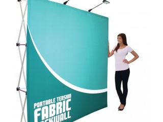 Pop-up - мобильная баннерная стенка. Лучший ассортимент по лучшим ценам!