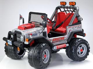Peg perego    gaucho rock'in  есть в продаже  новые редукторы с мотором от такой машины