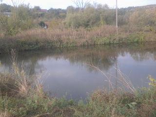 Дом+озеро 17.500е Каприяна Страшенский р-н