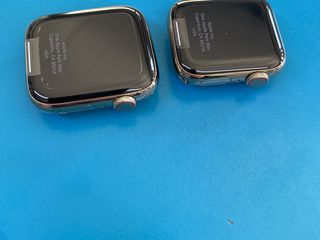 Apple Watch Series 6 Stainless Steel Gold 44mm