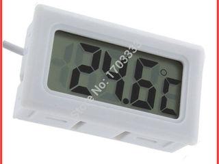 Термометры электронные бытовые. Измерители кислотности (PH) и влажности почвы