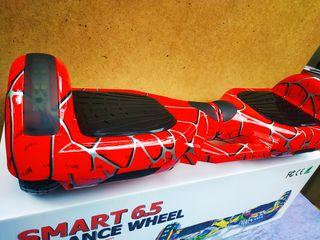 Ghiroscootere noi Smart Balance 6,5 Wheel cu garantie 1 an si cu livrare gratuita la domiciliu